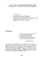 Red Nacional de Bibliotecas Universitárias, RENBU, una respuesta a la involución bibliotecaria argentina.