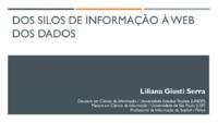 Dos silos de informação à web dos dados