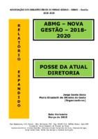 ABMG: nova gestão