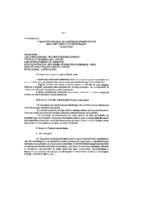 Relatório Final do Grupo de Trabalho - Custos/Preços - Recomendações.