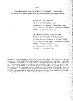 Recomendações para um modelo de seleção e aquisição de materiais bibliográficos em Bibliotecas Universitárias.