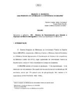 Seleção e aquisição: uma proposta de automação e a experiência do SIS/UFES.
