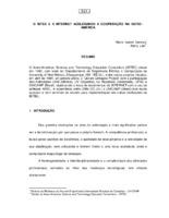 O ISTEC e a internet acelerando a cooperação na Ibero-américa.