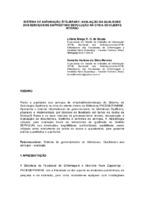 Sistema de automação Syslibrary: avaliação da qualidade dos serviços de empréstimo/ devolução na ótica do cliente interno.