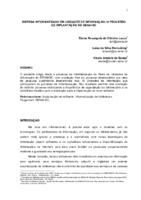 Sistema informatizado em unidades de informação: o processo de implantação no SENAI-SC