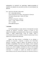Usabilidade no contexto de gestores, desenvolvedores e usuários do website da Biblioteca Central da Universidade de Brasília.