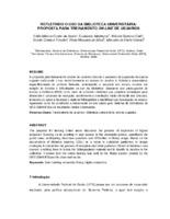 Refletindo o uso da biblioteca universitária: proposta para treinamento on-line de usuários. (Pôster)