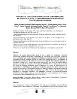 Sistema de gestão para linguagem documentária: metadados e rede colaborativa no vocabulário controlado do SIBI/USP.(Pôster)