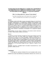 Tecnologias da informação e a saúde dos funcionários das Bibliotecas do Campus da Saúde da UFRGS: avaliação da necessidade de implantação de um programa de ginástica laboral. (Pôster)