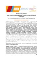 As TIC na Ciência da Informação: uma revisão sistemática de literatura.