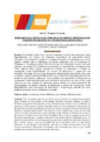 Ferramenta e serviços de comunicações virtual disponíveis em websites de bibliotecas universitárias brasileiras.